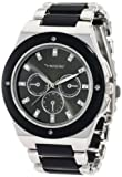 Vernier Women's VNR11020 Round Chrono Look Fashion Watch