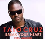 Break Your Heart (Feat. Ludacris) (2-Tracks)
