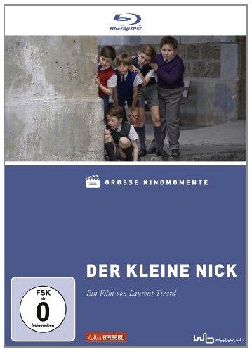Der kleine Nick - Große Kinomomente [Blu-ray]