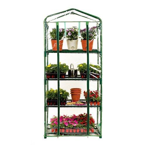 Misco GH41 Four Shelf Greenhouse