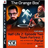 The Orange Box (Half-Life 2: Episode 2 / Team Fortress 2 / Portal)by Electronic Arts