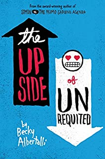 Book Cover: The Upside of Unrequited