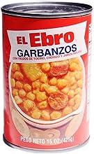 El Ebro Chick Peas Soup 15 OZ