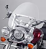 Windshield Custom Puig Daytona IV for Honda Shadow VT / 750 Spirit / 750 Black Spirit (VT C2B) / VT 750 C / C2 / C4