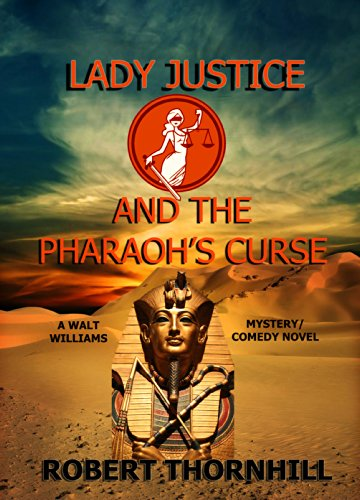 Lady Justice and the Pharaoh's Curse | freekindlefinds.blogspot.com