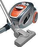 Ufesa Optima - Aspiradora sin bolsa, eficiencia energética A, cepillo parquet y cepillo turbo, 2 l de capacidad