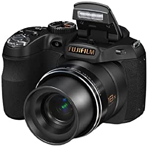 Fujifilm FINEPIX S2800HD Digitalkamera (14 Megapixel, 18-fach opt. Zoom, 7,6 cm (3 Zoll) Display, Bildstabilisator)