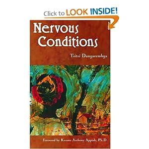 tsitsi dangarembga nervous condition Nervous conditions tsitsi dangarembga essays - nervous conditions by tsitsi dangarembga.
