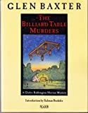 The Billiard Table Murders - a Gladys Babbington Morton Mystery (0330321420) by Glen Baxter