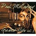 PAUL MCCARTNEY Greatest Hits Vol1 2CD Digipak edition