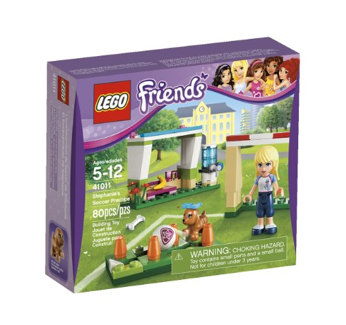 LEGO Friends Stephanie Soccer Practice 41011 - 1