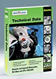 img - for Motorcycles Technical Data Manual (Autodata Motorcycle Data Manual (North America)) book / textbook / text book