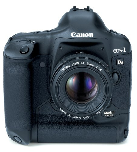 Canon EOS-1Ds Mark II (Body Only)
