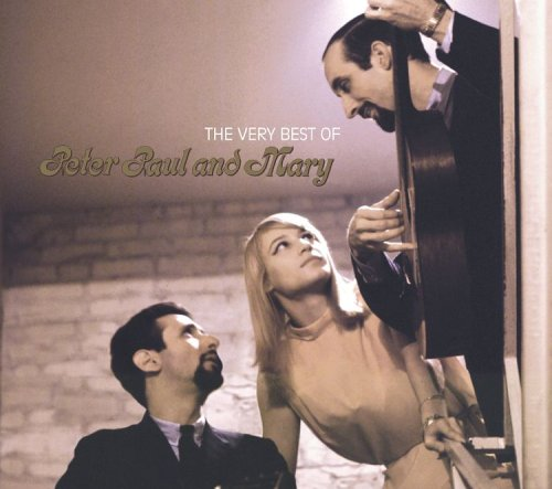 Original album cover of The Very Best of Peter, Paul and Mary by Peter Paul & Mary