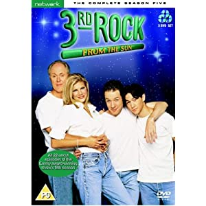 3rd Rock From The Sun - The Complete Season 5 (UK Version)