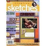 Scrapbooking Sketches 2 ~ Becky Higgins
