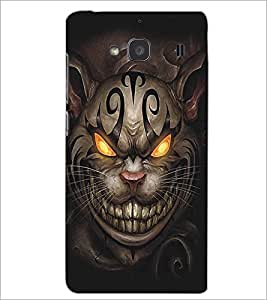 XIAOMI REDMI 2S ANIMAL Designer Back Cover Case By PRINTSWAG