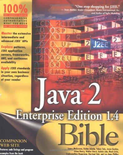 Java 2 Enterprise Edition 1.4