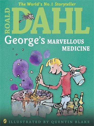 George's Marvellous Medicine (Colour Edn) (Dahl Colour Editions)