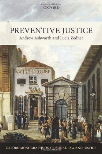 Sale alerts for OUP Oxford Preventive Justice (Oxford Monographs on Criminal Law and Justice) - Covvet