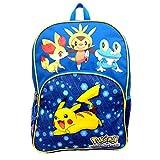 Pokemon X & Y Backpack Jumping Pikachu Froakie Chespin Fennekin