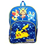 Pokemon X & Y Backpack Jumping Pikach...