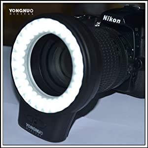 Yongnuo WJ60 LED Macro Photography Ring light