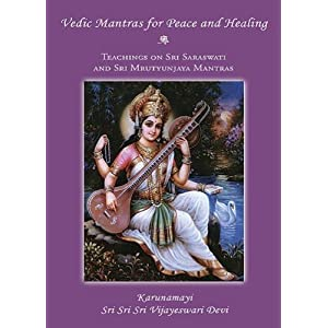 Amazon.com: Vedic Mantras for Peace and Healing: Amma Sri ...