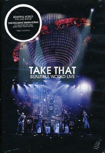 Take That - Beautiful World Live (Amaray) [DVD] [2008]