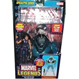 Marvel Legends 6 Inch Figure: X-23 (Purple Outfit)