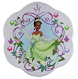 Disney Princess and the Frog Tiana Dinner Plate - Princess Tiana Dinnerware - Princess and the Frog Tableware
