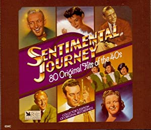 Reader's Digest - Sentimental Journey: 80 Original Hits of the '40s