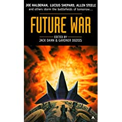 Future War by Jack Dann and Gardner Dozois
