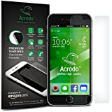 Premium Tempered Glass Screen Protector for iPhone 5, 5s, & 5c with Ballistic Protection | No Scratch, Bubble Free, Easy Install, Highest Quality Protection with Lifetime Warranty