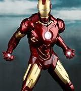 【ムービー・マスターピース】 『アイアンマン2』 1/6スケールフィギュア アイアンマン・マーク4