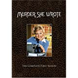 Murder, She Wrote: The Complete First Seasonby Angela Lansbury