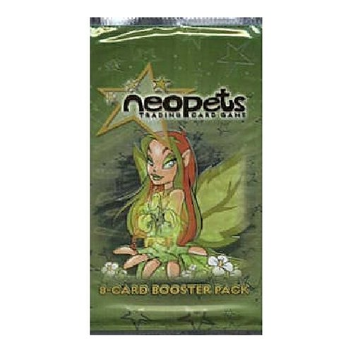 Wizard of the Coast Neopets Booster Pack - 1