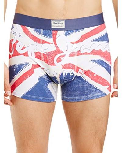 Pepe Jeans Boxer London [Blu/Rosso]