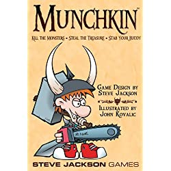 [Best price] Games - Munchkin - toys-games