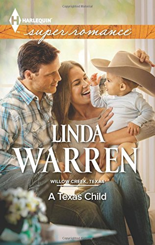 Image of A Texas Child (Harlequin Superromance\Willow Creek, Texas)