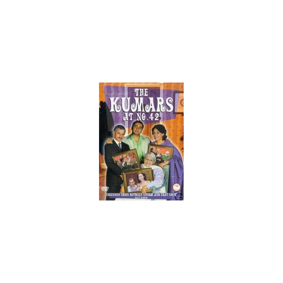 The Kumars At No. 42  [ NON USA FORMAT, PAL, Reg.2 Import   United Kingdom ]