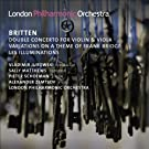 Britten, B.: Double Concerto / Variations On A Theme of Frank Bridge / Les Illuminations