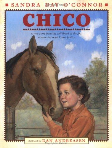 Chico, SANDRA DAY O'CONNOR, DAN ANDREASEN