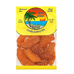 Island Snacks Chile Mango 4-ounce Pack Of 6 from Island Snacks