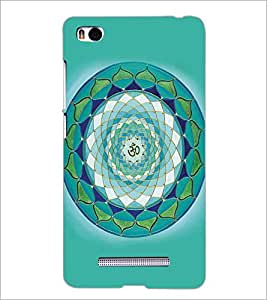 XIAOMI MI4I OM Designer Back Cover Case By PRINTSWAG