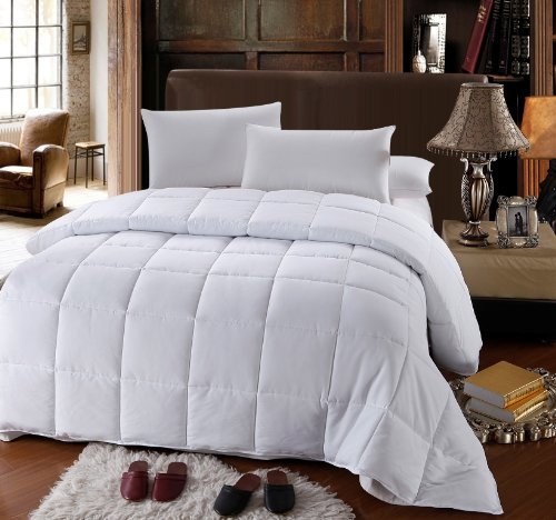 best buy allergy free twin twin xl down alternative comforter duvet cover insert white. Black Bedroom Furniture Sets. Home Design Ideas