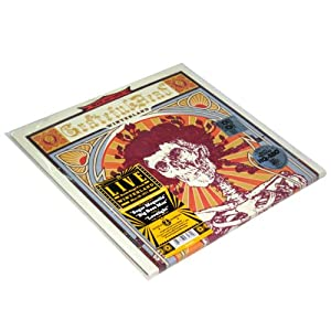 Grateful Dead : Live At Winterland (180g) LP