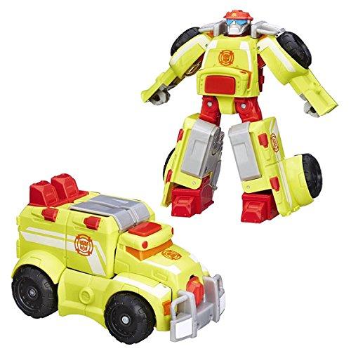 Playskool - Transformers Rescue Bots Heatwave The Fire-Bot B1836