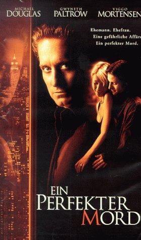 Ein perfekter Mord [VHS]