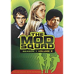 The Mod Squad: Season 1 Volume 2
